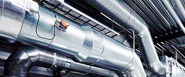 Оборудование для производства воздуховодов в системах промышленной вентиляции