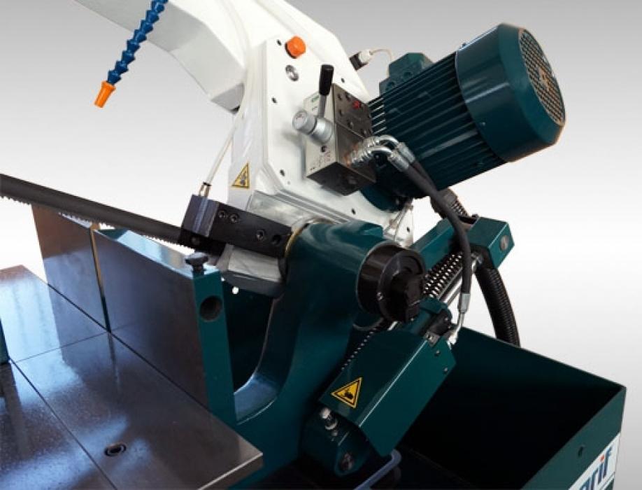 Полуавтоматический ленточнопильный станок CARIF 320 BSA VAR-E
