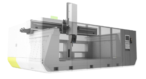 Обрабатывающий центр с ЧПУ BRAM