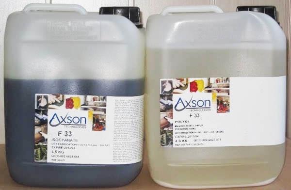 Полиуретановые смолы для быстрой заливки Axson