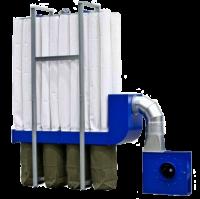 Аспирационная система ADAMIK FT 650 /9 кВт/